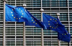 L'Union européenne va imposer à partir de jeudi des droits anti-dumping sur les importations de tôles d'acier inoxydable laminées à froid en provenance de Chine et de Taïwan. Bruxelles va appliquer une taxe allant jusqu'à 25,2% sur les importations en provenance de Chine et une taxe pouvant atteindre 12% sur les produits taïwanais, à la suite d'une plainte déposée par la fédération des sidérurgistes européens Eurofer. /Photo d'archives/REUTERS/François Lenoir RTR4NXES