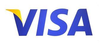 Логотип Visa на выставке CTIA WIRELESS в Новом Орлеане  9 мая 2012 года. Центробанк РФ при формировании обеспечительного взноса международной платежной системой Visa, которая не успела с срок перевести внутрироссийские операции на процессинг Национальной системы платежных карт (НСПК), учтет фактический объем переведенных трансакций и вернет депозит при полном завершении процесса, сообщил ЦБ. REUTERS/Sean Gardner