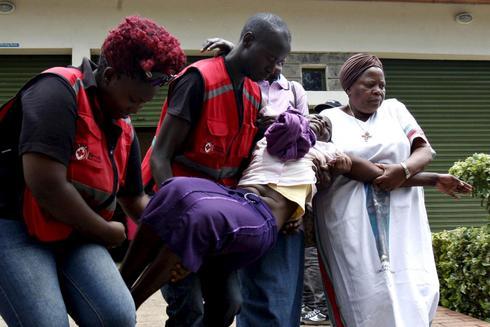 Tragedy in Kenya
