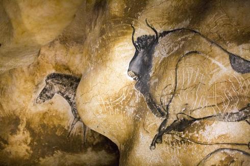 World's oldest art replicated