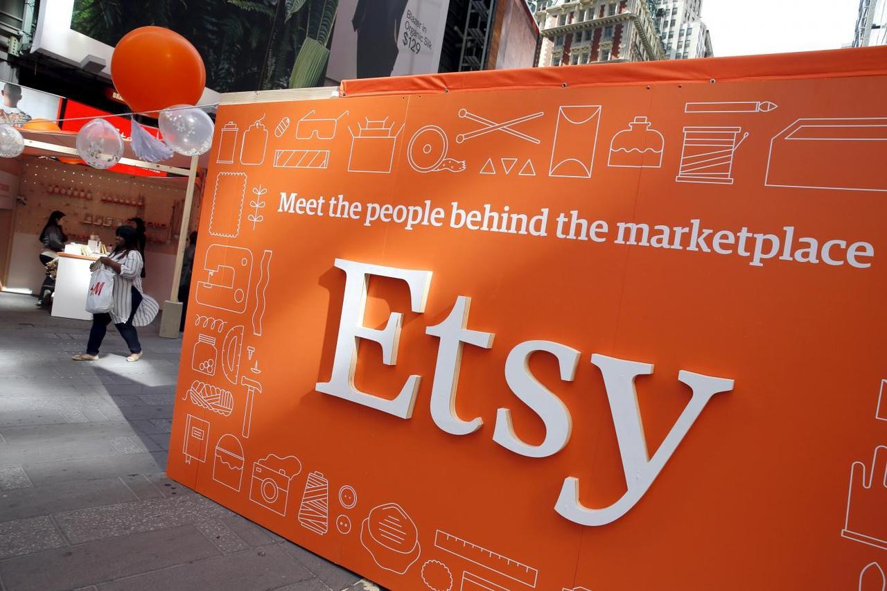 Crafts website company Etsy valued at $4 billion in market ...