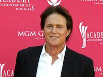 Bruce Jenner arrives at the 44th Annual Academy of Country Music Awards in Las Vegas in this file photo taken on April 5, 2009. REUTERS/Steve Marcus