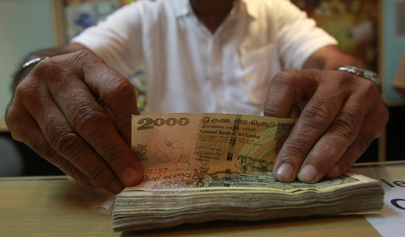 Sri Lankan Ru Forwards Firm Up On Exporter Dollar S