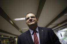 Ministro do Planejamento, Nelson Barbosa. 17/03/2015 REUTERS/Ueslei Marcelino