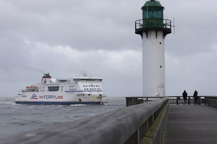 Eurotunnel Bows To Regulatory Pressure With Ferries Sale To Danish
