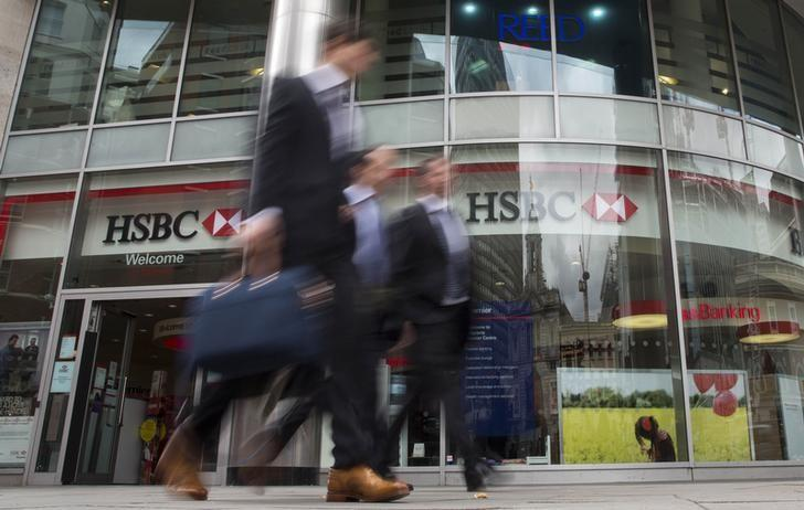 HSBC's investment bank to shed clients, assets in profitability push