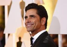 Actor John Stamos arrives at the 87th Academy Awards in Hollywood, California February 22, 2015.   REUTERS/Lucas Jackson