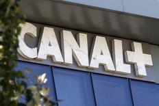 Vivendi a mis fin aux fonctions du directeur général de sa filiale Groupe Canal+, Rodolphe Belmer. Il est remplacé par Maxime Saada, qui occupait jusqu'ici la fonction de directeur général adjoint du groupe de télévision en charge de l'édition des chaînes payantes. /Photo d'archives/REUTERS/Charles Platiau