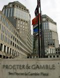 La sede de Procter & Gamble, en Cincinnati, Ohio, 28 de enero de 2005. La compañía de cosméticos estadounidense Coty selló un acuerdo para adquirir los activos de belleza de Procter & Gamble, que incluyen marcas como Clairol y Wella, en una transacción de 12.500 millones de dólares, que convertirá a la firma en una de las mayores del sector a nivel mundial. REUTERS/John Sommers II  JPSII