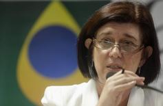 Magda Chambriard, diretora-geral da ANP. 23/05/2013 REUTERS/Ricardo Moraes