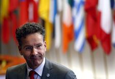Presidente do Eurogrupo, Jeroen Dijsselbloem. 07/07/2015 REUTERS/Francois Lenoir