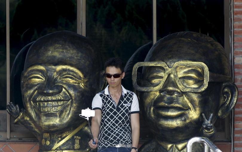 my hero is chiang kai shek