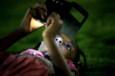 Light of technology