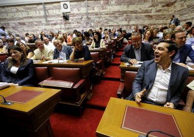 All eyes on Tsipras