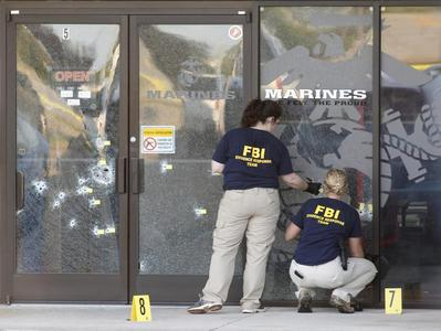 Shootings in Chattanooga