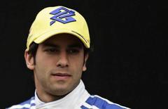 Piloto brasileiro da Sauber Felipe Nasr. 12/03/2015  REUTERS/Mark Dadswell