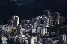 Vista geral do Rio de Janeiro. 08/04/2015 REUTERS/Pilar Olivares