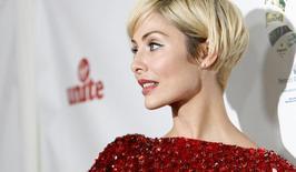 Cantora Natalie Imbruglia em foto de arquivo de 2008 em Hollywood, nos Estados Unidos. 23/10/2008 REUTERS/Mario Anzuoni