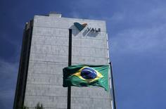 Foto de la sede de la comañía minera brasileña Vale, en el centro de Río de Janeiro, Brasil, 15 de diciembre de 2014. La minera brasileña Vale espera invertir 4.000 millones de dólares durante el segundo semestre del año y proyecta una inversión total de entre 8.000 y 8.500 millones de dólares para todo el 2015, según una presentación realizada el miércoles. REUTERS/Pilar Olivares/Files