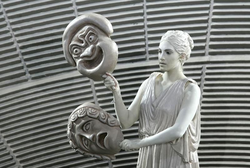 economic crisis proves no tragedy for greek theatre reuters