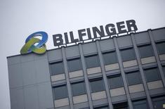 Le président du directoire de Bilfinger a promis mercredi des mesures radicales pour tenter de redresser le groupe industriel allemand en difficulté, qui a fait état d'une perte nette de 423 millions d'euros au deuxième trimestre. /Photo d'archives/REUTERS/Lisi Niesner