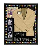 "The jacket which Elvis Presley wore in the film ""Viva Las Vegas"" during his legendary dance scene with Ann-Margret, expected to go for an estimated $30,000 to $50,000 at auction, is seen in a photo provided by Elvis Presley Enterprises in Memphis, Tennessee August 13, 2015. REUTERS/Elvis Presley Enterprises/Handout"
