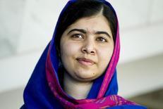 Nobel Peace Prize winner Malala Yousafzai participates in the Oslo Summit on Education for Development at Oslo Plaza, Norway July, 7, 2015.  REUTERS/Vegard Wivestad Grott/NTB Scanpix