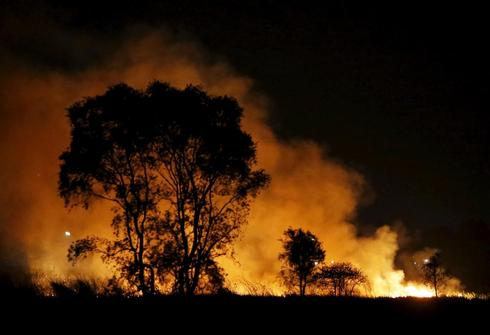 Fires of Sumatra
