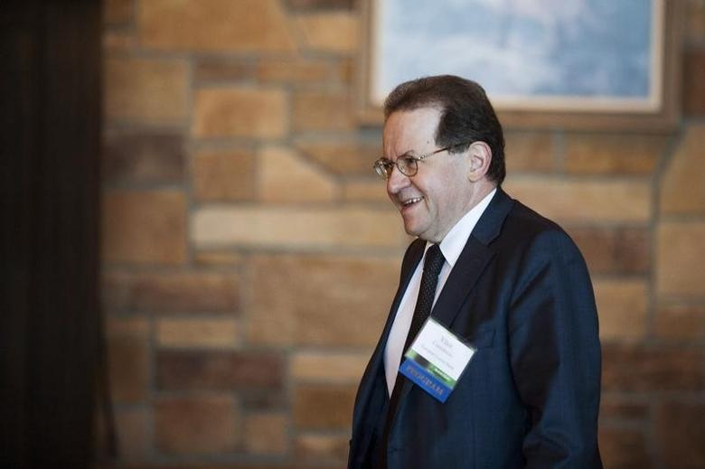 European Central Bank (ECB) Vice President Vitor Constancio attends the Federal Reserve Bank of Kansas City's annual Jackson Hole Economic Policy Symposium in Jackson Hole, Wyoming August 28, 2015. REUTERS/Jonathan Crosby