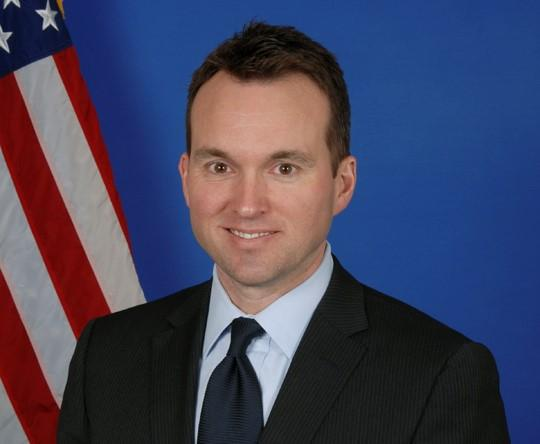 Eric Fanning in an undated photo.    REUTERS/DoD