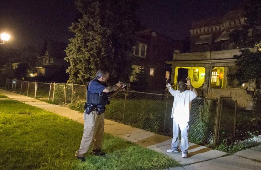 Police focus on seizing guns to combat Chicago gang ...