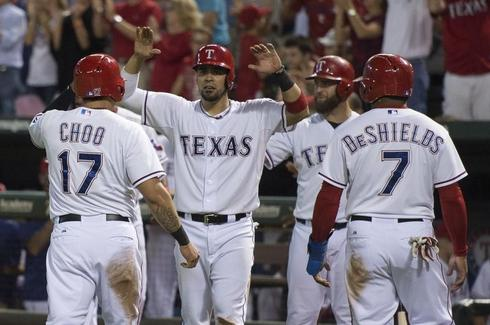 Rangers clinch playoff berth with 5-3 victory