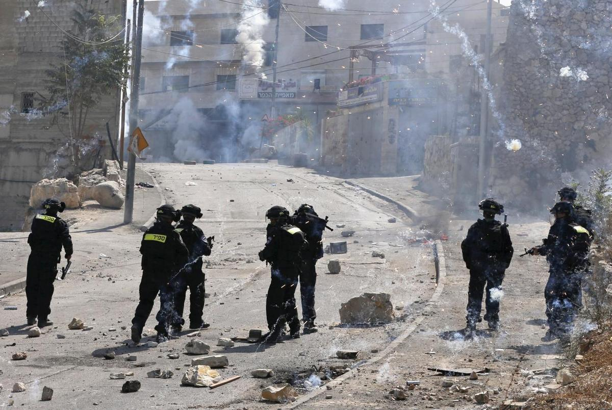 Violence intensifies in Jerusalem, West Bank, raising