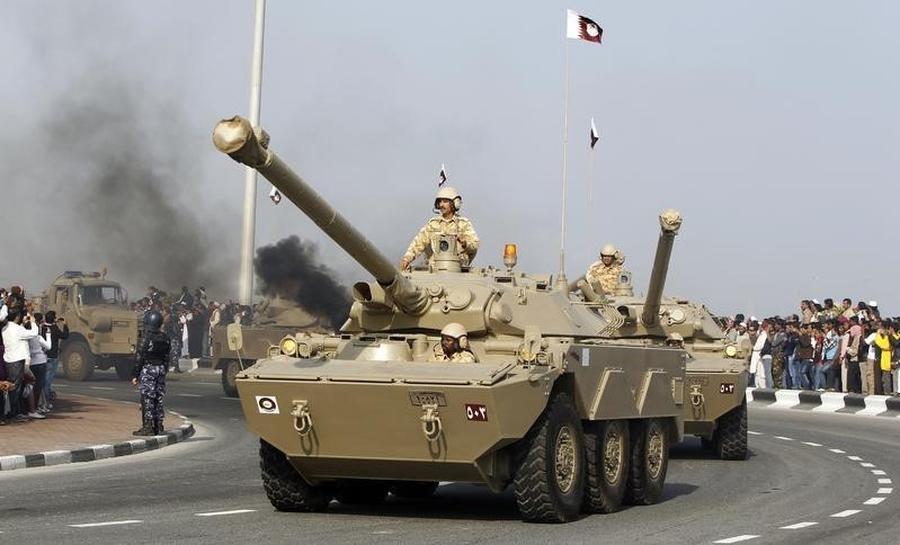 Катар не исключил своего военного вторжения в Сирию