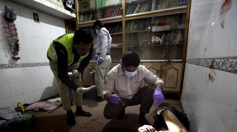 CSI: Pakistan
