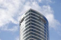 EDF annonce renoncer au projet de mise en Bourse de sa filiale belge Luminus après un accord avec les actionnaires de la société. /Photo d'archives/REUTERS/Charles Platiau