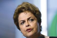 Presidente Dilma Rousseff. 01/07/2015 REUTERS/Stephen Lam