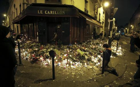 Paris attack aftermath