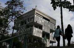 Sede da Petrobras, no centro do Rio de Janeiro.   24/08/2015   REUTERS/Sergio Moraes
