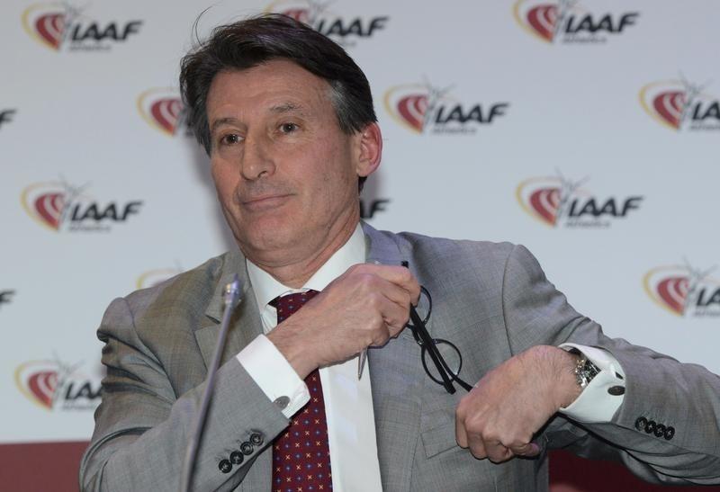 No timetable on Russia return, says IAAF head Coe