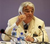 Argentino José Luis Meiszner, ex-secretário-geral da Conmebol, durante evento no Paraguai.  04/02/2012  REUTERS/Jorge Adorno