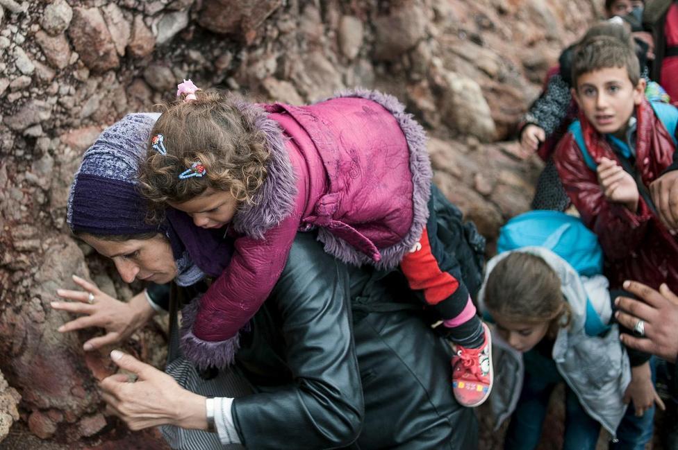 Σύριοι πρόσφυγες: Η λίστα του Σίντλερ...