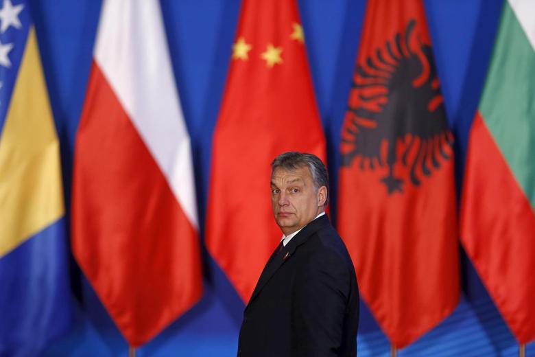 Hungary's Prime Minister Viktor Orban attends the 4th Meeting of Heads of Government of China and Central and Eastern European Countries, in Suzhou, Jiangsu province, China, November 24, 2015. REUTERS/Aly Song - RTX1VK4V