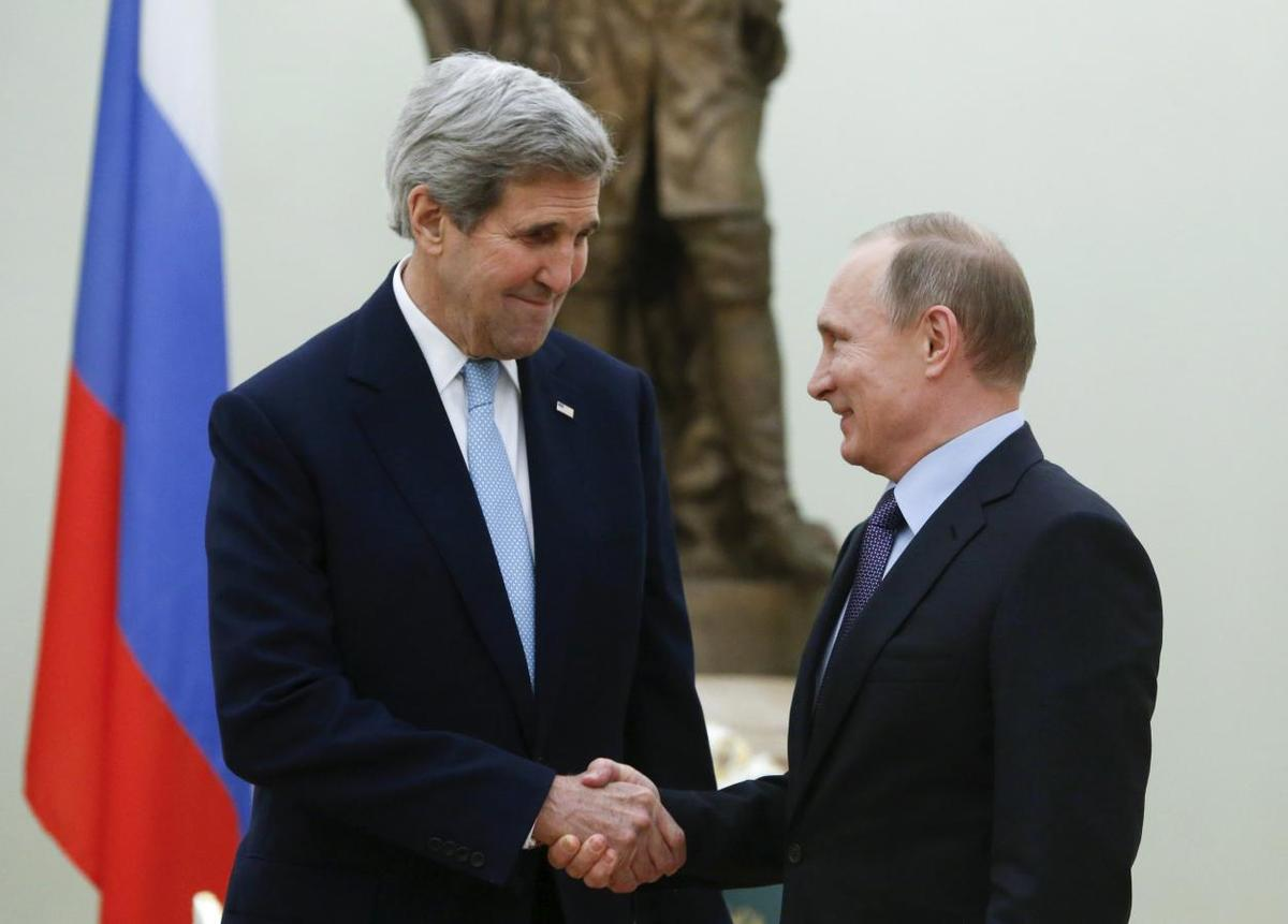 Russia, U.S. clear way for Syria meeting after Kerry Moscow talks | Reuters