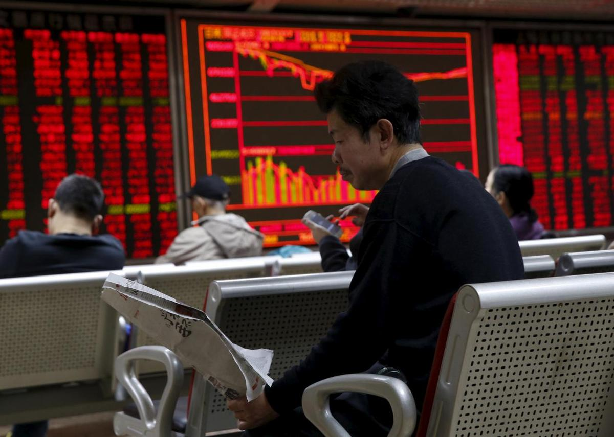 Asian shares rise as crude claws back some ground | Reuters