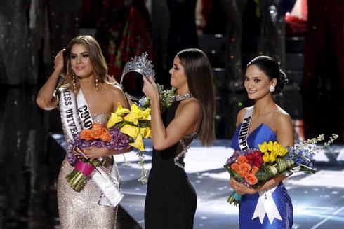 Miss Universe mix-up