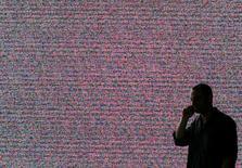 L'Agence nationale de réglementation des télécoms (ANRT) a confirmé jeudi le blocage au Maroc des services gratuits de téléphonie sur internet. Ce blocage concerne surtout Skype et WhatsApp mais aussi Viber et d'autres applications du même type. /Photo d'archives/REUTERS/Hannibal Hanschke