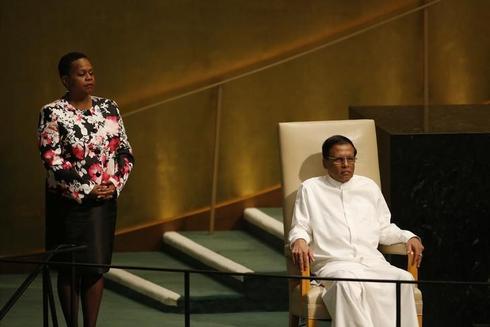 Sri Lanka government proposes new constitution to devolve power