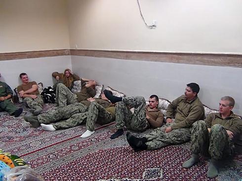 Pentagon: U.S. sailors made 'navigational error' into Iranian waters