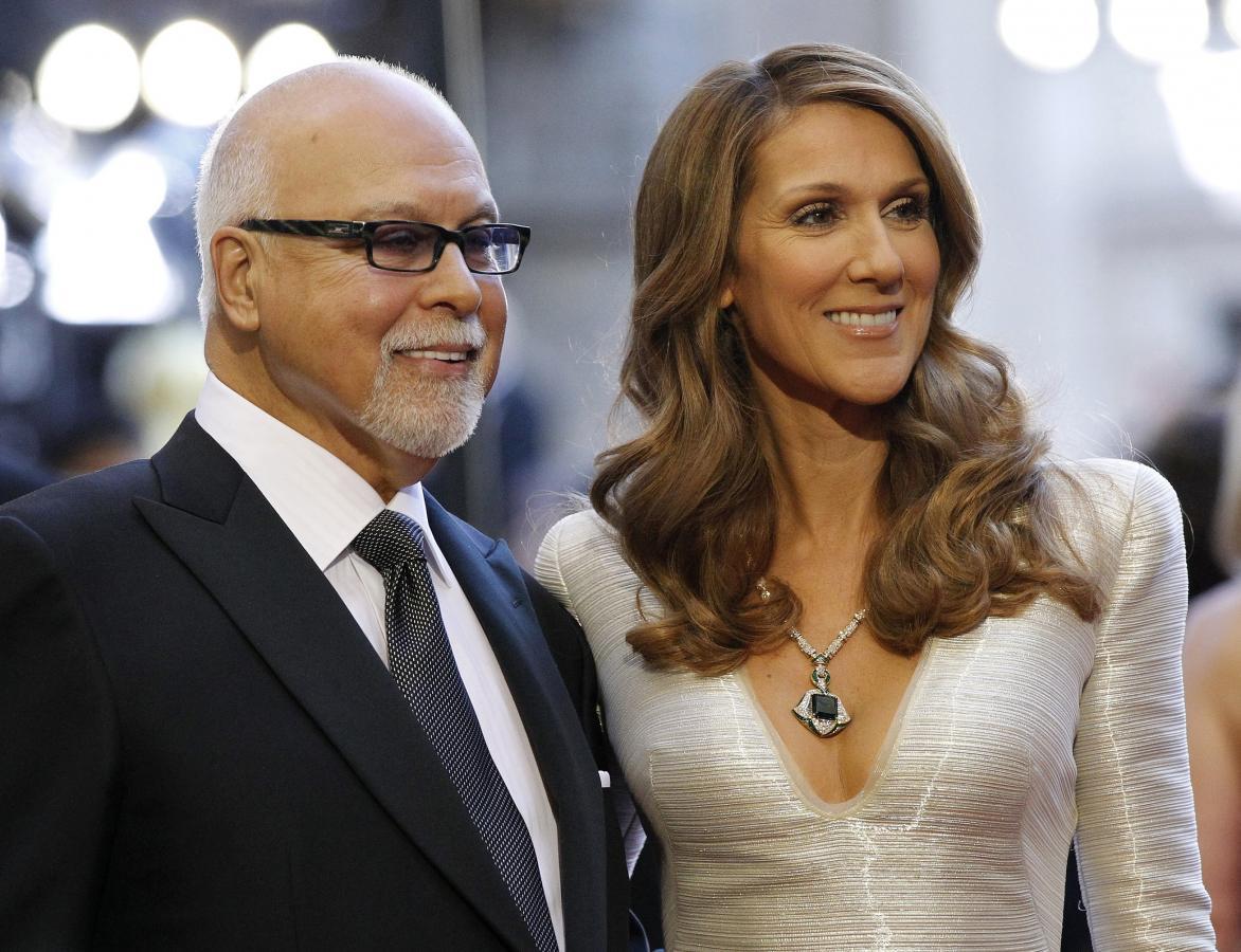 Singer Celine Dion's husband, René Angélil, dies after